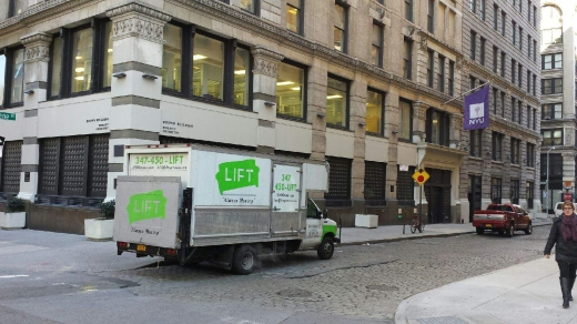 Photo by Dan Heydebrand for Lift NYC Moving Company