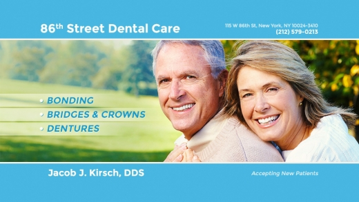 Photo by 86th Street Dental: Jacob Kirsch DDS for 86th Street Dental: Jacob Kirsch DDS
