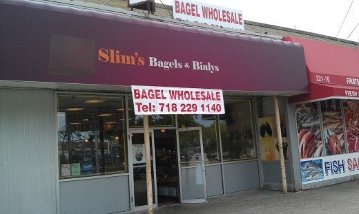 Photo by Paul Neidig for Slim's Bagels & Bialys