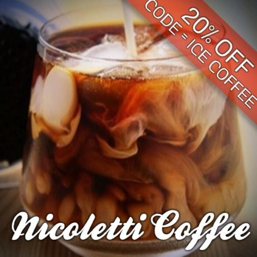 Photo by Nicoletti Coffee for Nicoletti Coffee