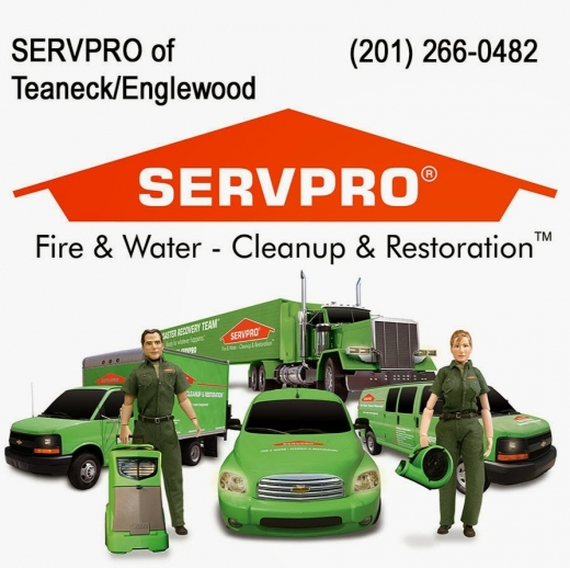 Photo by SERVPRO of Teaneck/Englewood for SERVPRO of Teaneck/Englewood