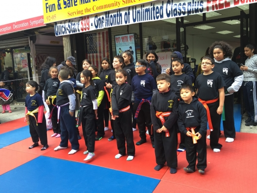 Mayo KickBoxing & MMA Academy in Woodhaven City, New York, United States - #3 Photo of Point of interest, Establishment, Health, Gym
