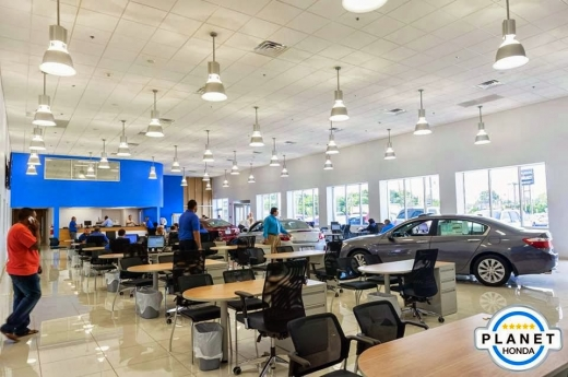 Planet Honda in Union City, New Jersey, United States - #3 Photo of Point of interest, Establishment, Car dealer, Store, Car repair