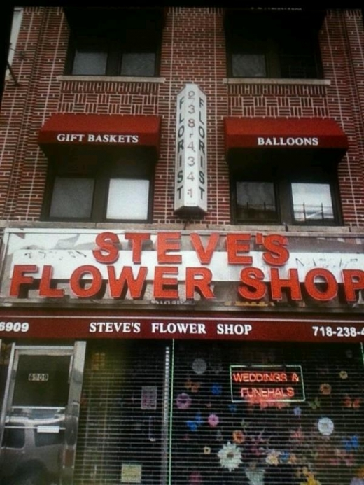 Photo by Emanuel Xenias for Steve's Flower Shop