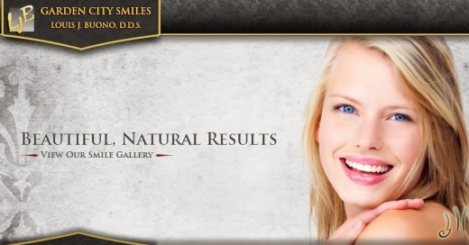 Photo by Garden City Smiles: Louis J. Buono, DDS for Garden City Smiles: Louis J. Buono, DDS