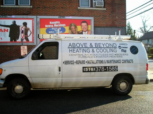 Above & Beyond Heating & Cooling in Baldwin City, New York, United States - #3 Photo of Point of interest, Establishment, General contractor