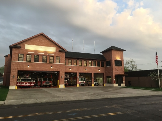 Photo by Themi M for Englewood Fire Department Headquarters