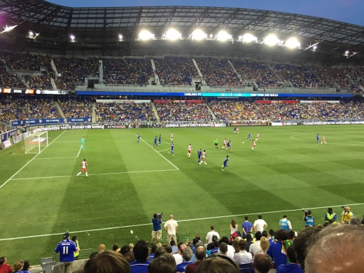 Photo by Tyler Lund for Red Bull Arena