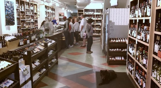 business comparison of two wine shops waverly wine and spirits
