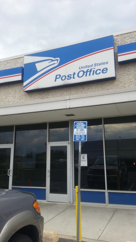 Photo by Robert Lin for US Post Office