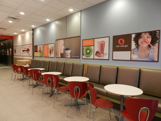 Photo by Red Mango for Red Mango