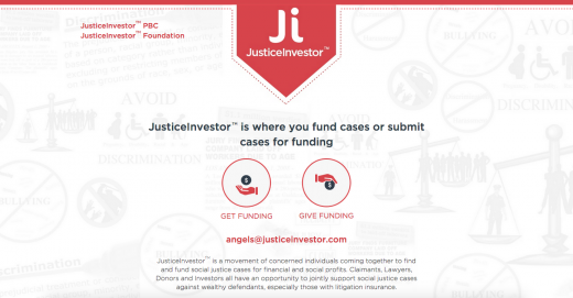 Photo by JusticeInvestor PBC and JusticeInvestor Foundation for JusticeInvestor PBC and JusticeInvestor Foundation