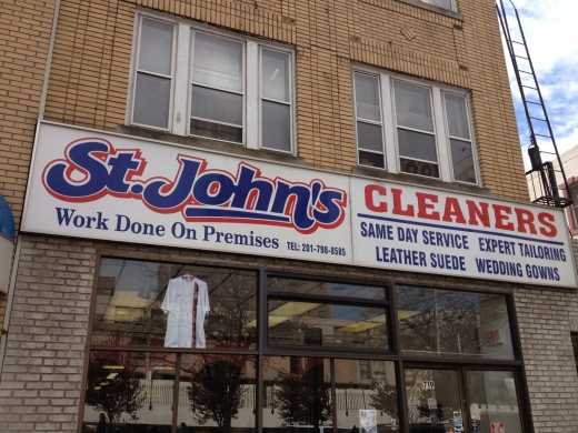 Photo by John Jeong for St John's Cleaners