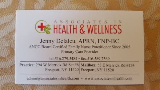 Photo by Jenny Delaleu for Jenny Delaleu, NP in Family Health PLLC | Assoc in Health & Wellness, Corp.
