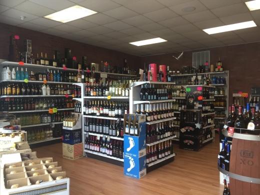 Moreno Brothers Wine & Liquor in East Elmhurst City, New York, United States - #2 Photo of Point of interest, Establishment, Store, Liquor store
