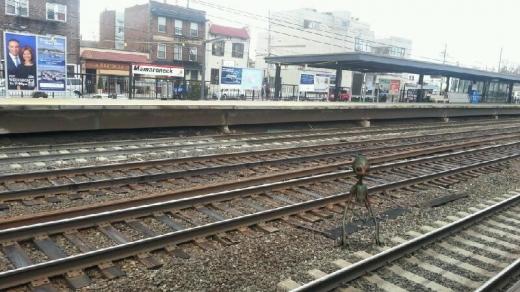 Photo by TJ Allard for Mamaroneck Train Station