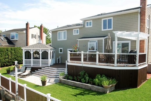 Photo by Long Island Decking Inc for Long Island Decking Inc