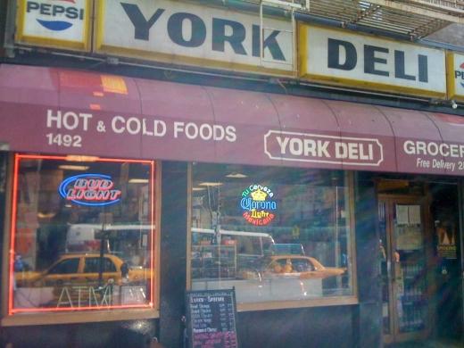 Photo by York Deli for York Delicatessen