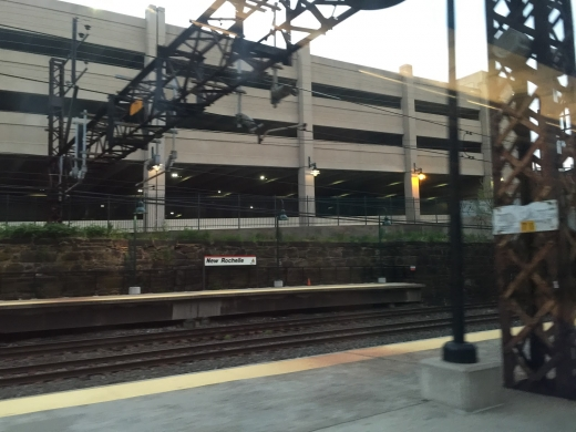 Photo by Harry Fishstik for New Rochelle Station