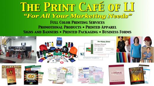 Photo by The Print Cafe of LI, Inc. for The Print Cafe of LI, Inc.