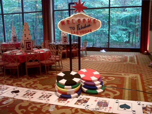Ace & Jack Casino Theme Night Party Rentals NY NJ CT PA in Valley Stream City, New York, United States - #1 Photo of Food, Point of interest, Establishment, Casino