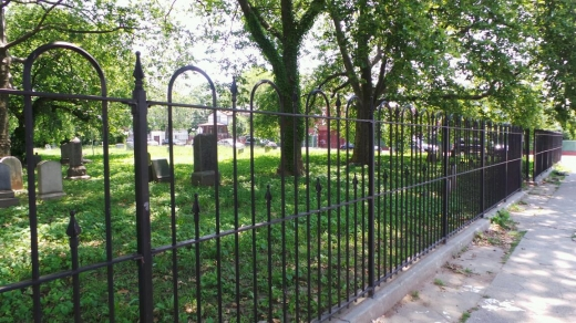 Photo by Walkertwo NYC for Gravesend Cemetery