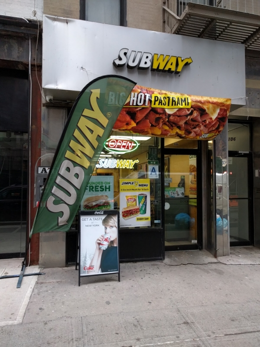 Photo by Bruno de Roquefeuil for Subway