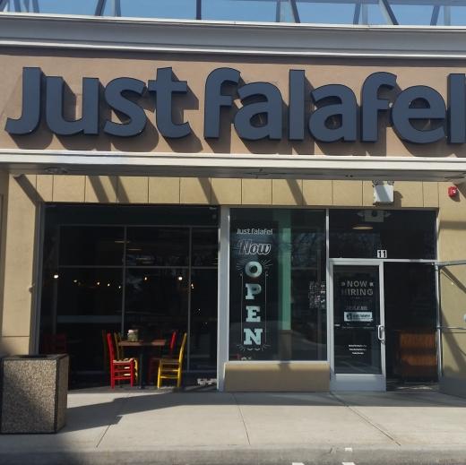 Photo by Just Falafel for Just Falafel