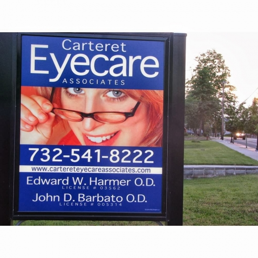 Carteret Eyecare Associates in Carteret City, New Jersey, United States - #4 Photo of Point of interest, Establishment, Store, Health, Doctor