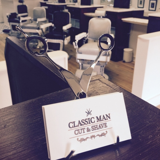 Photo by Classic Man Cut & Shave for Classic Man Cut & Shave
