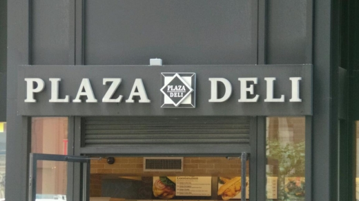 Photo by Walkerthirteen NYC for Plaza Deli