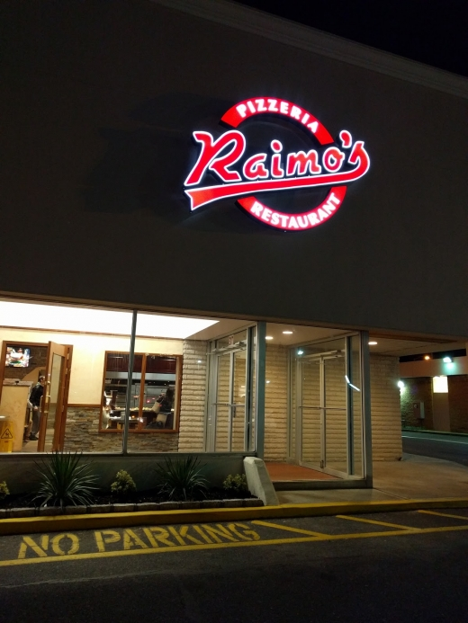 Photo by Arthur Byers for Raimo's Pizza & Restaurant