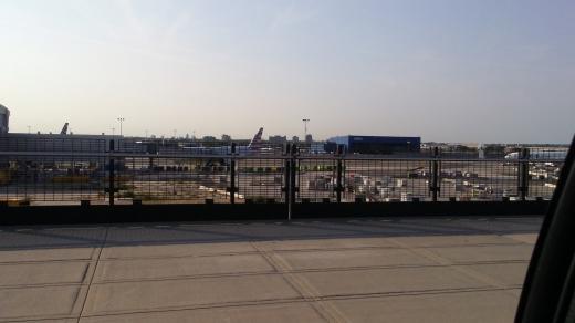 Photo by Sanders Mendez for JFK Terminal 8