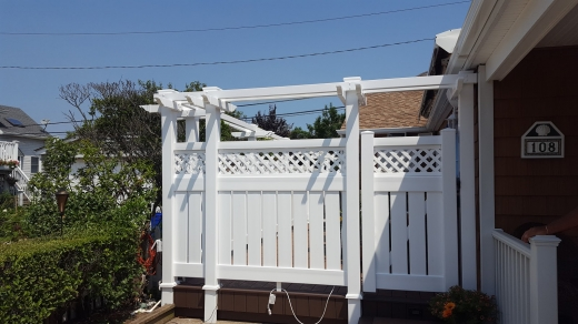 Juliosfencecorp in Freeport City, New York, United States - #2 Photo of Point of interest, Establishment, General contractor