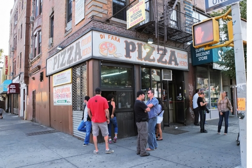 Photo by ZAGAT for Di Fara Pizza