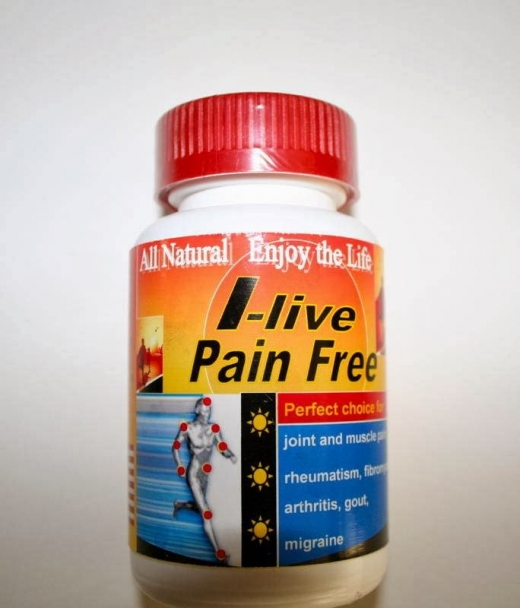 Photo by I Live Pain Free for I Live Pain Free